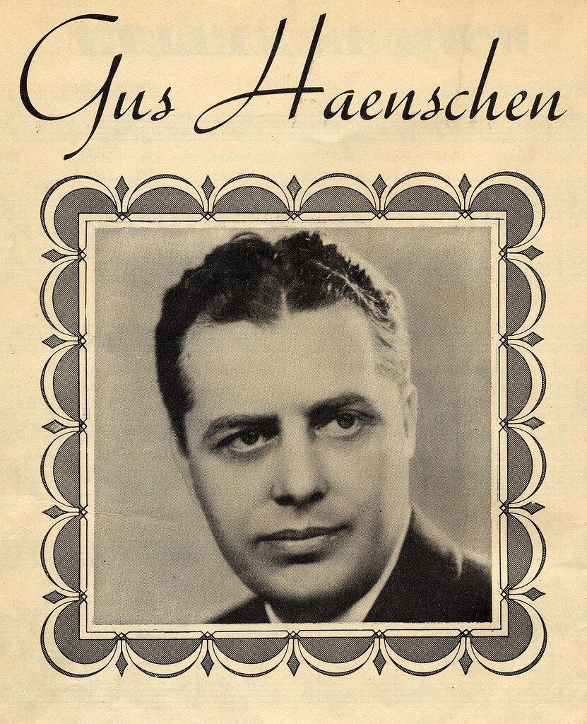 Is the Gus Haenschen-Scott Joplin Connection Significant?