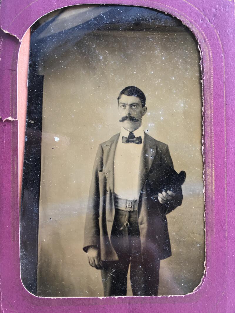 Charlie Carson C.1895