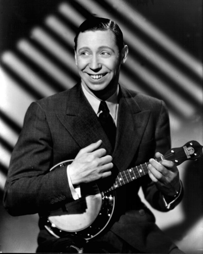Christopher Davis-Shannon Sparks New Interest in George Formby
