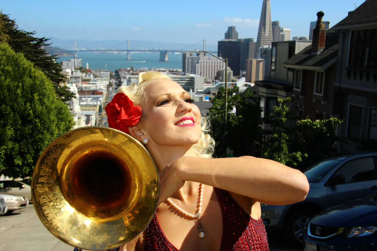 Gunhild Carling: Living the Jazz Life