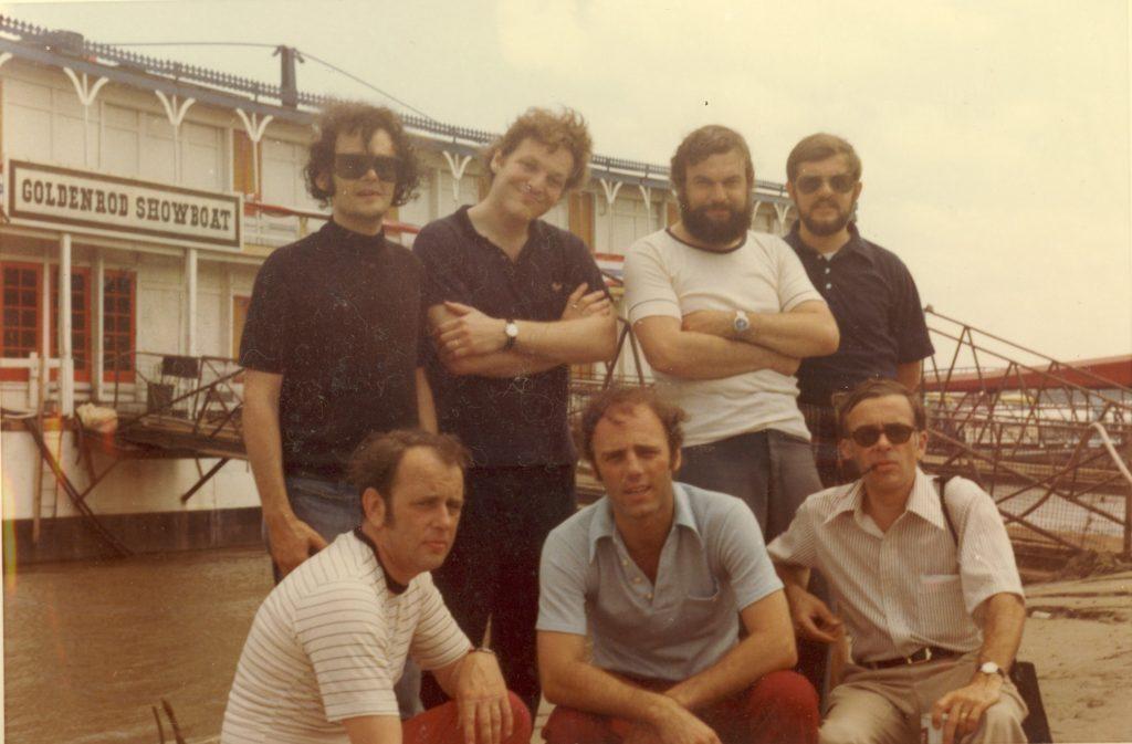 St. Louis Ragtime Fest NBEJB & Terry Waldo ca 1972