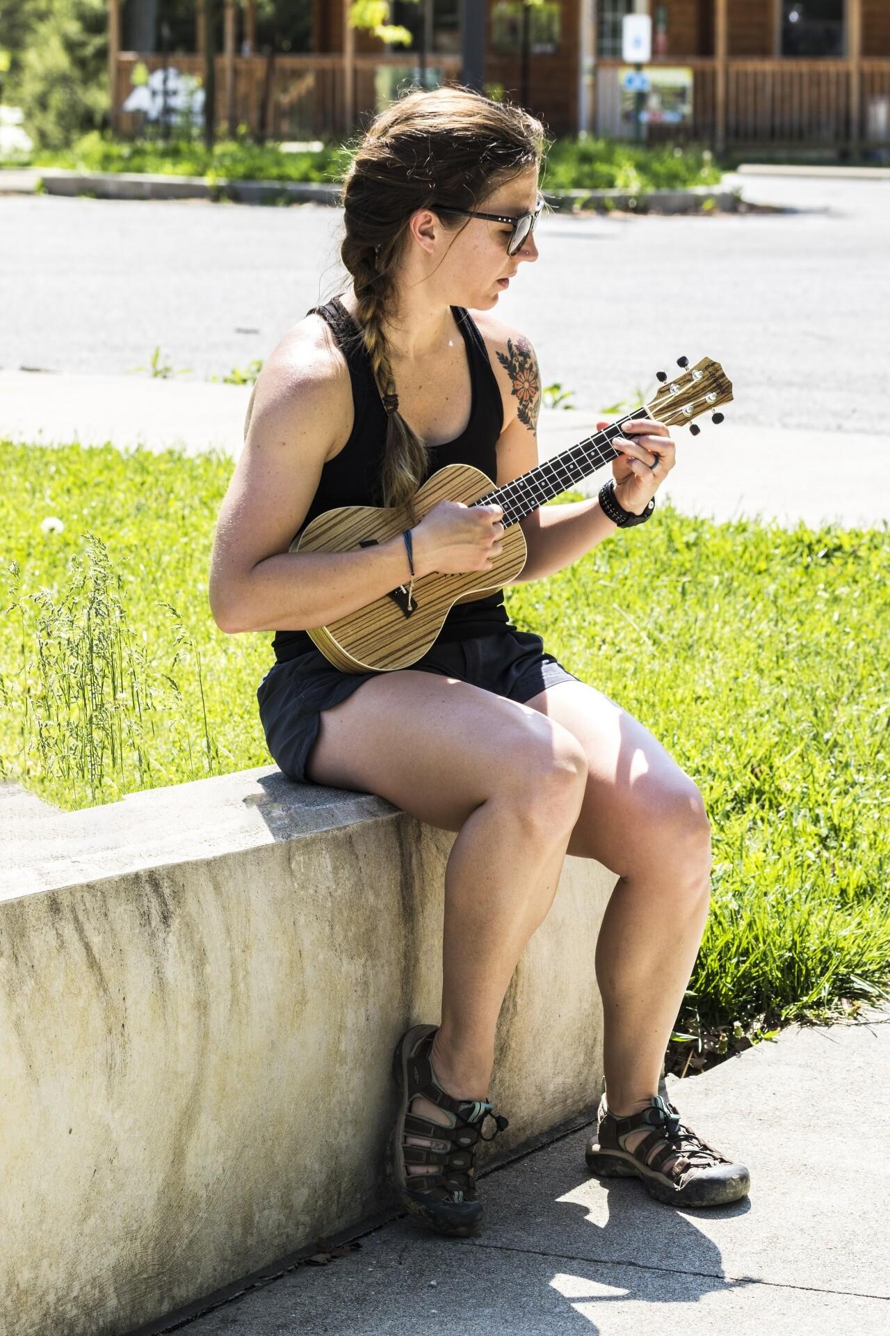 ukulele-player
