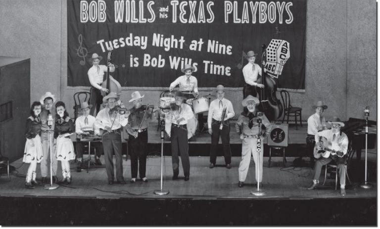 Bob Willls Texas Playboys