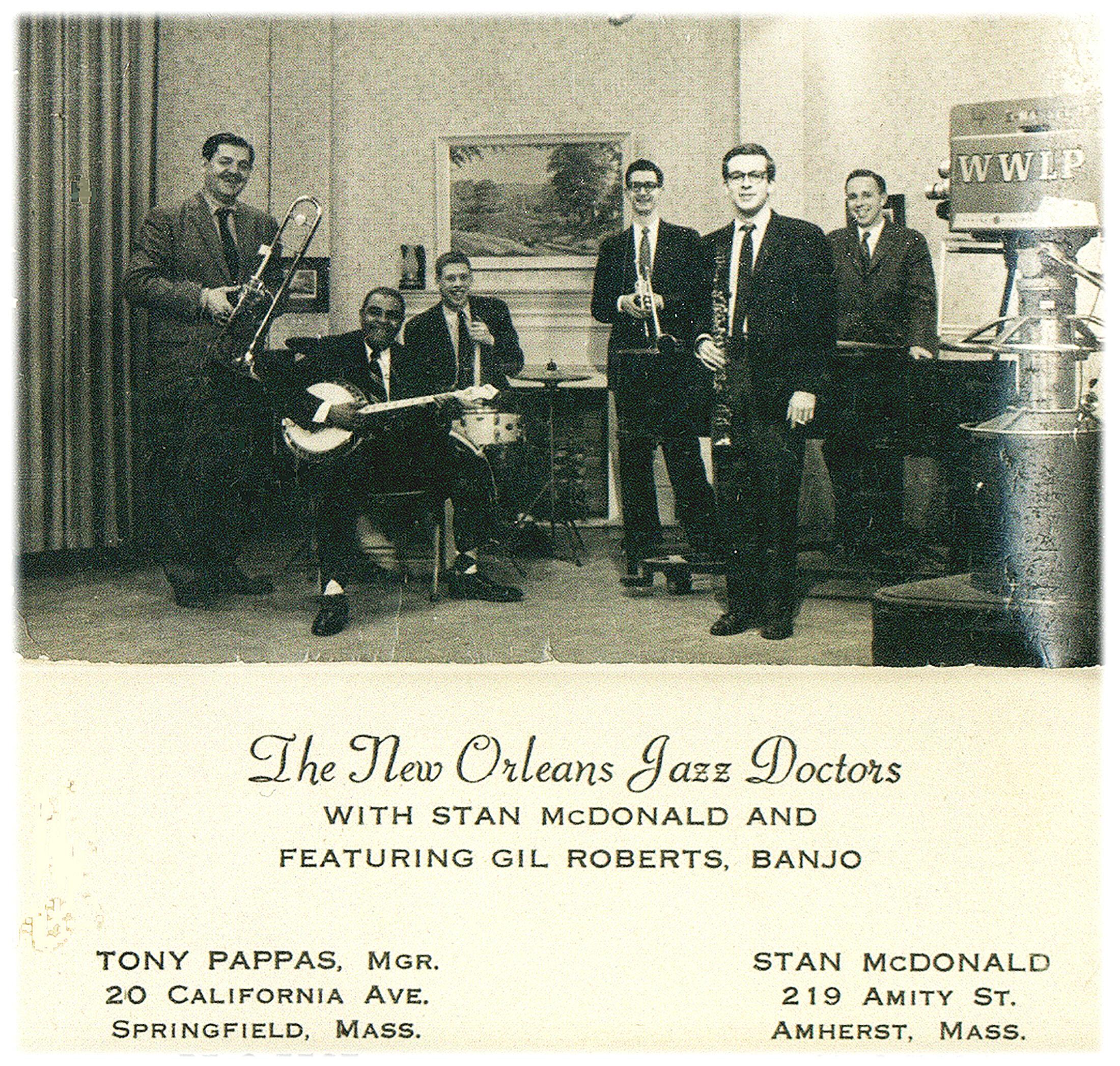 Farewell to Stan McDonald (1935-2021)