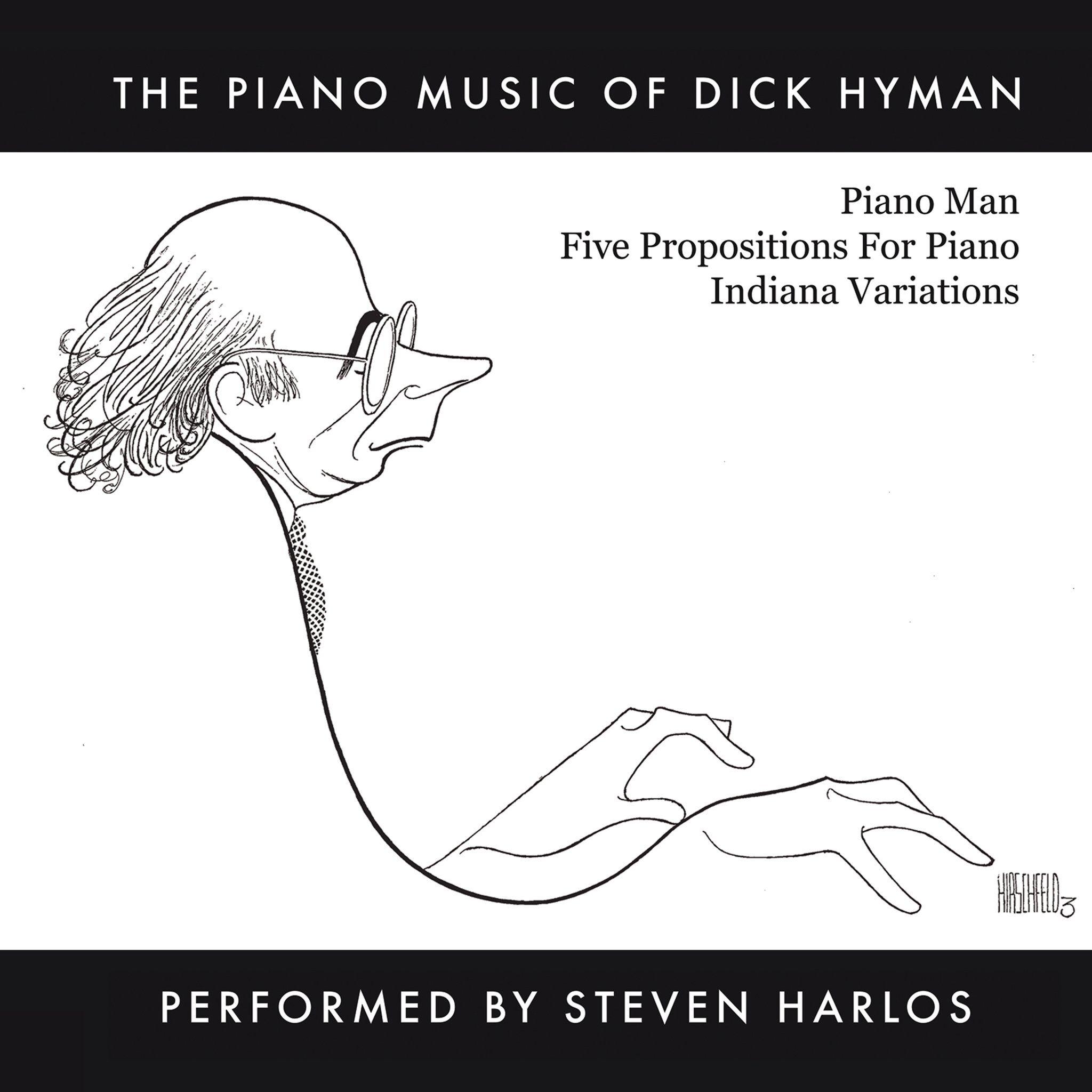 The Piano Music Of Dick Hyman