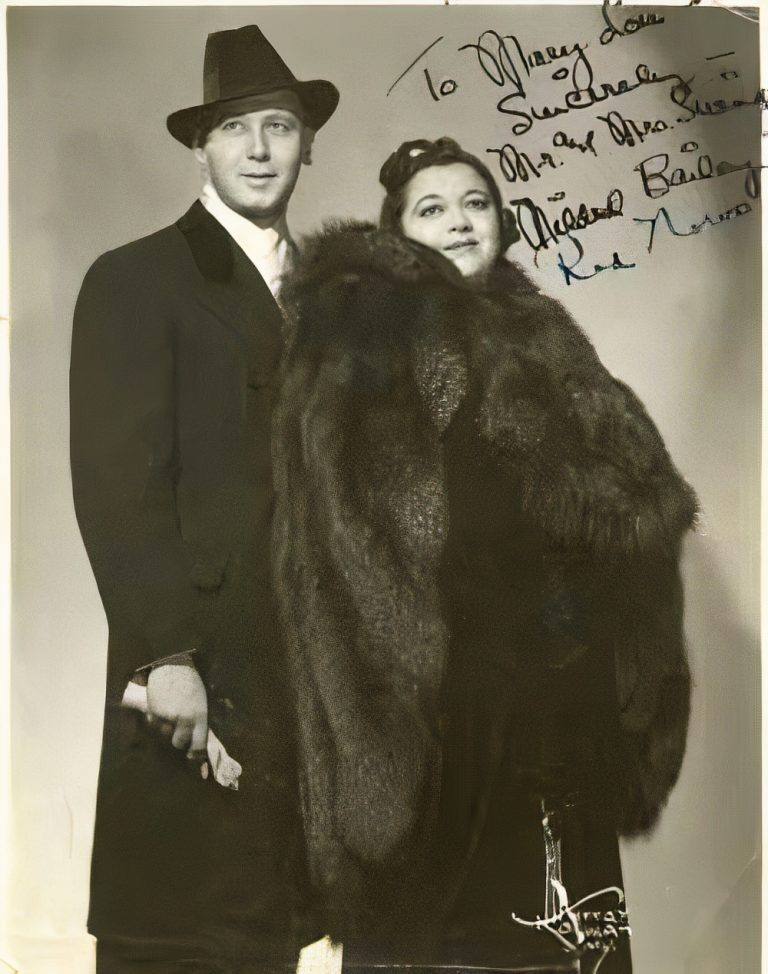 Red Norvo and Mildred Bailey: Mr and Mrs. Swing