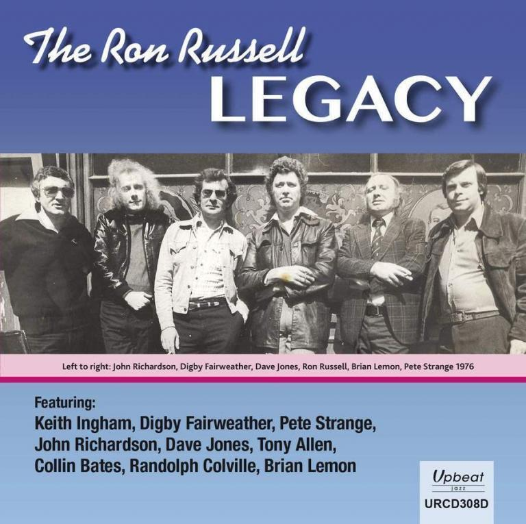 Ron Russell Legacy CD