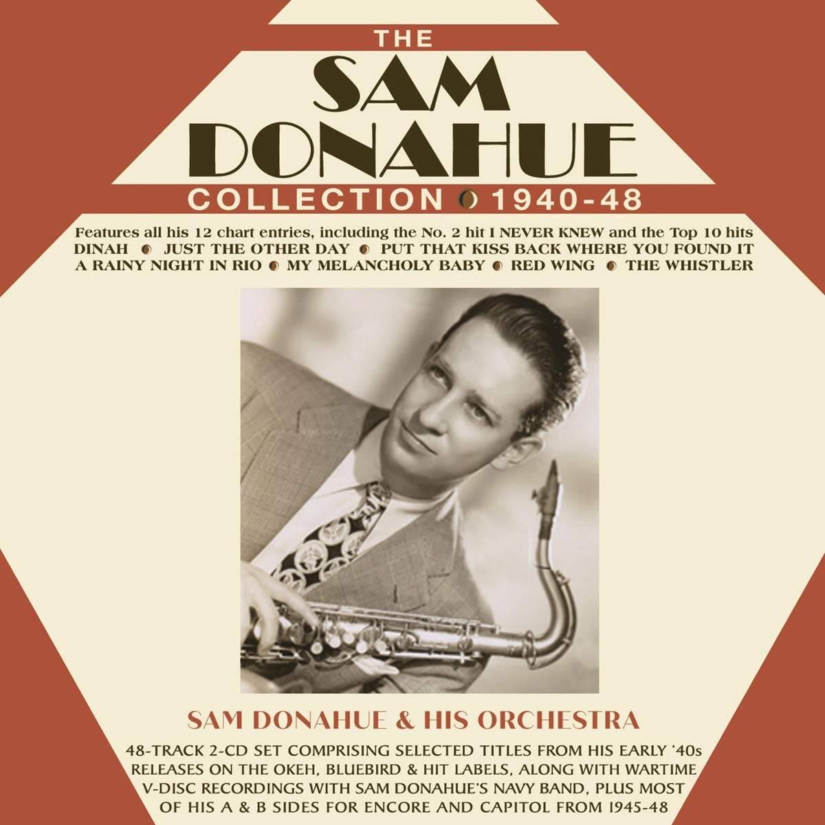 Sam Donahue CD