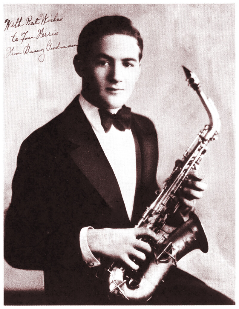 Young Benny GoodmaN