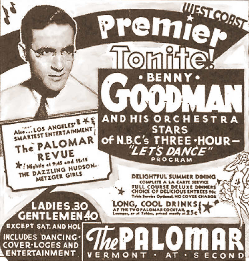 Benny Goodman's Kingdom of Swing, Pt 1: The Early Years