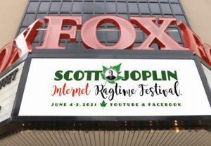 The 2021 Virtual Program of the Scott Joplin Ragtime Festival
