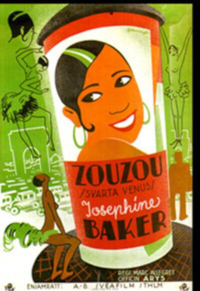 Josephine Baker acc. by Le Jazz du Poste Parisien