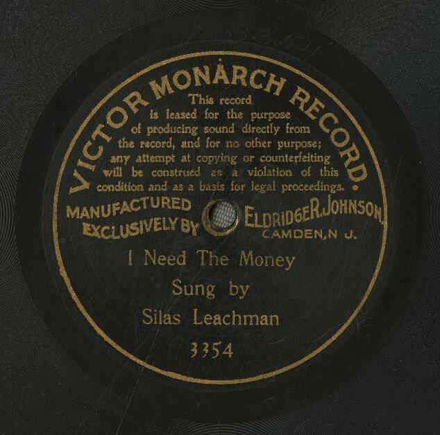 Silas Leachman: Pioneer Self-Accompanist