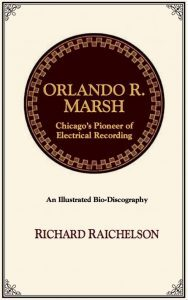 Orlando Marsh book