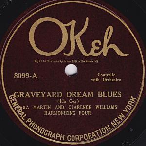 Sara Martin Clarence Williams Harmonizing Four