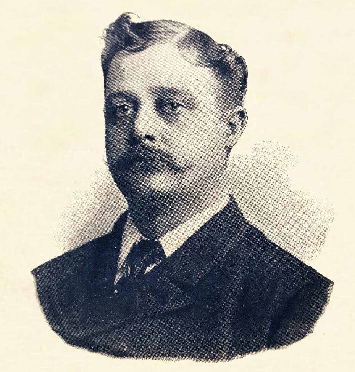 Silas Leachman