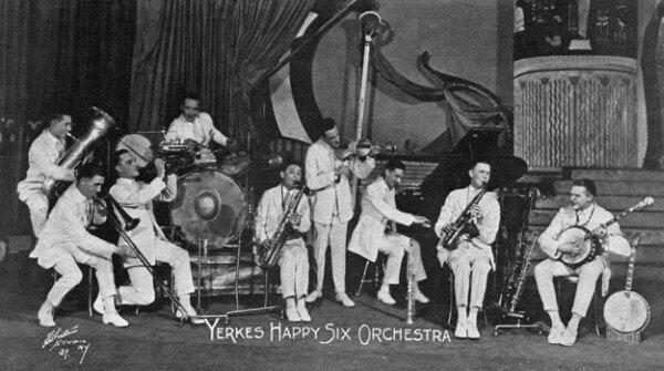 Yerkes' Happy Six
