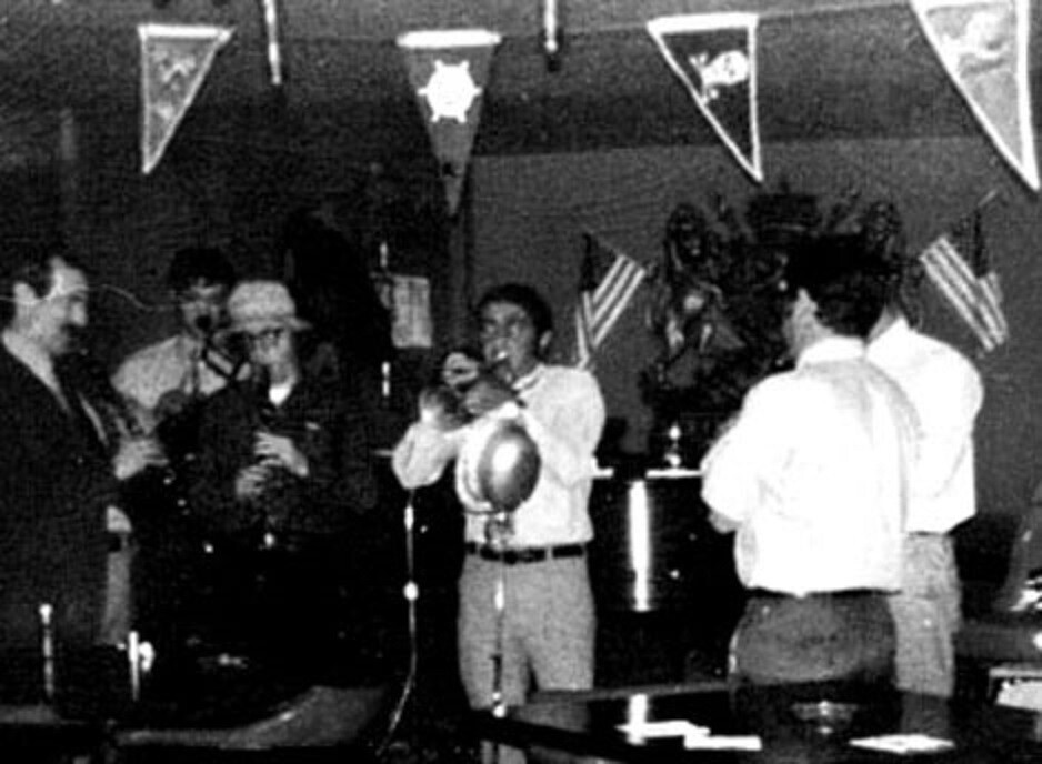 Early History of the Galvanized Jazz Band