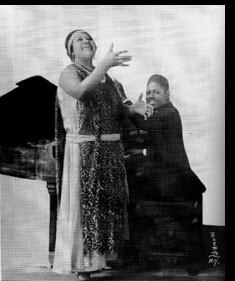 Sara Martin and Clarence Williams