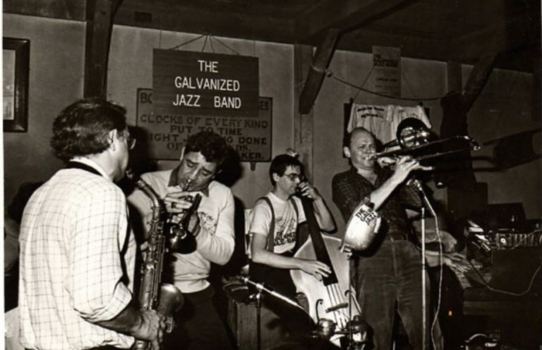 History of the Galvanized Jazz Band, Part 2: The Millpond Years
