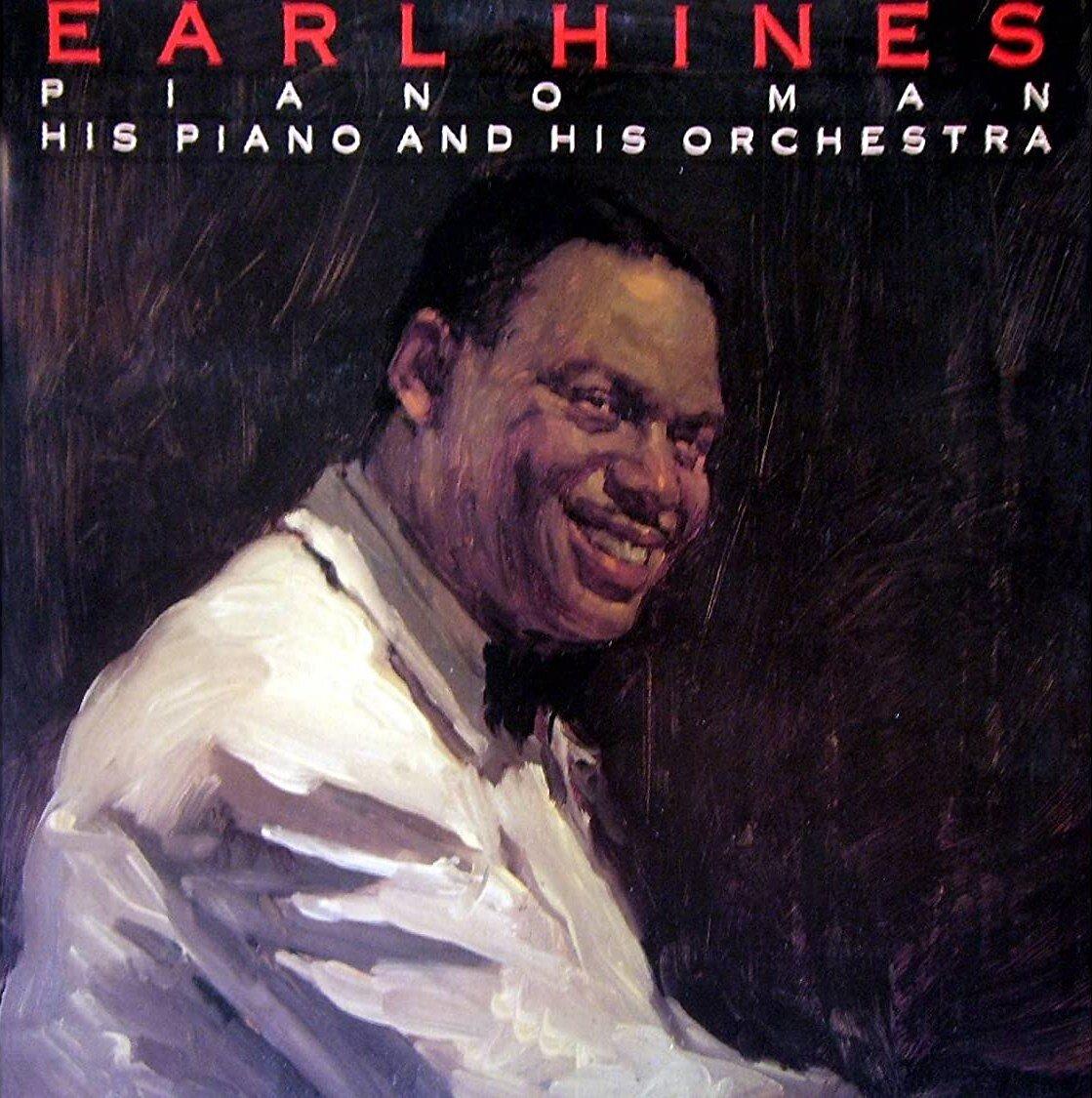 Earl Hines – Piano Man (Bluebird)