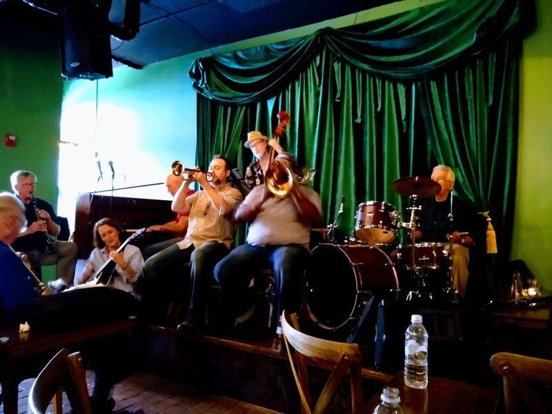 Mahogany Jazz Hall