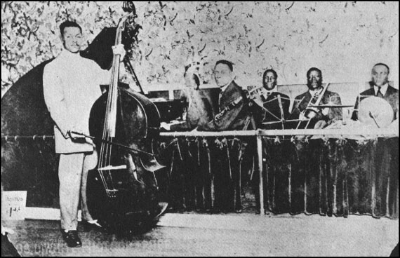 Sugar Johnnie's New Orleans Creole Orchestra