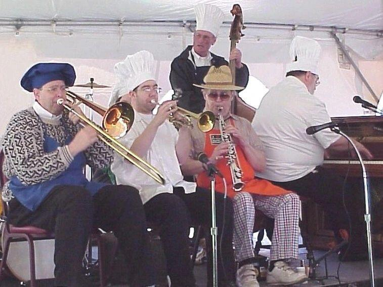 chefs of dixieland