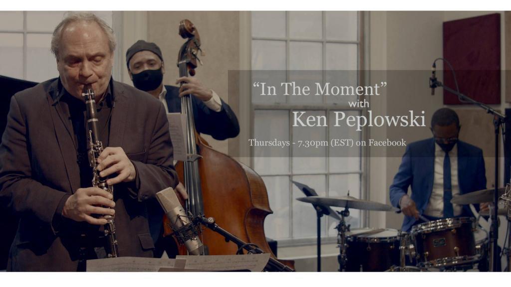 Ken Peplowski Bounces Back After COVID