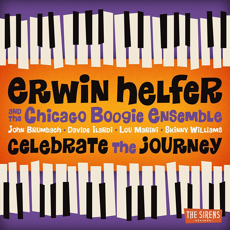 Erwin Helfer • Celebrate The Journey