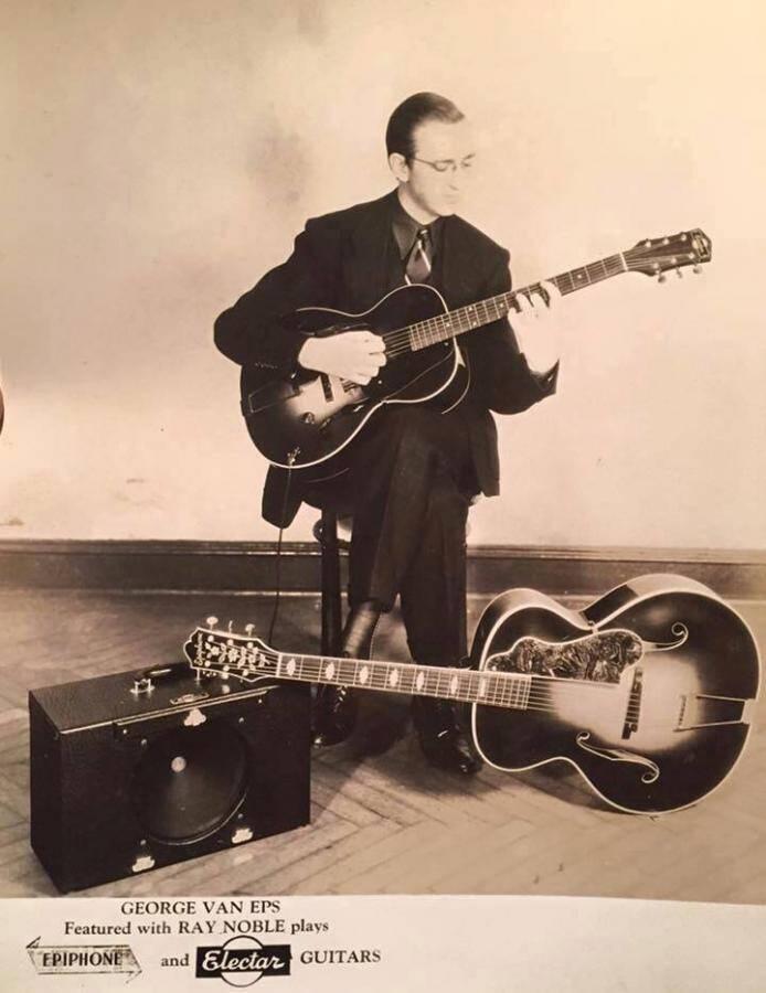 Fred and George Van Eps: Profiles in Jazz