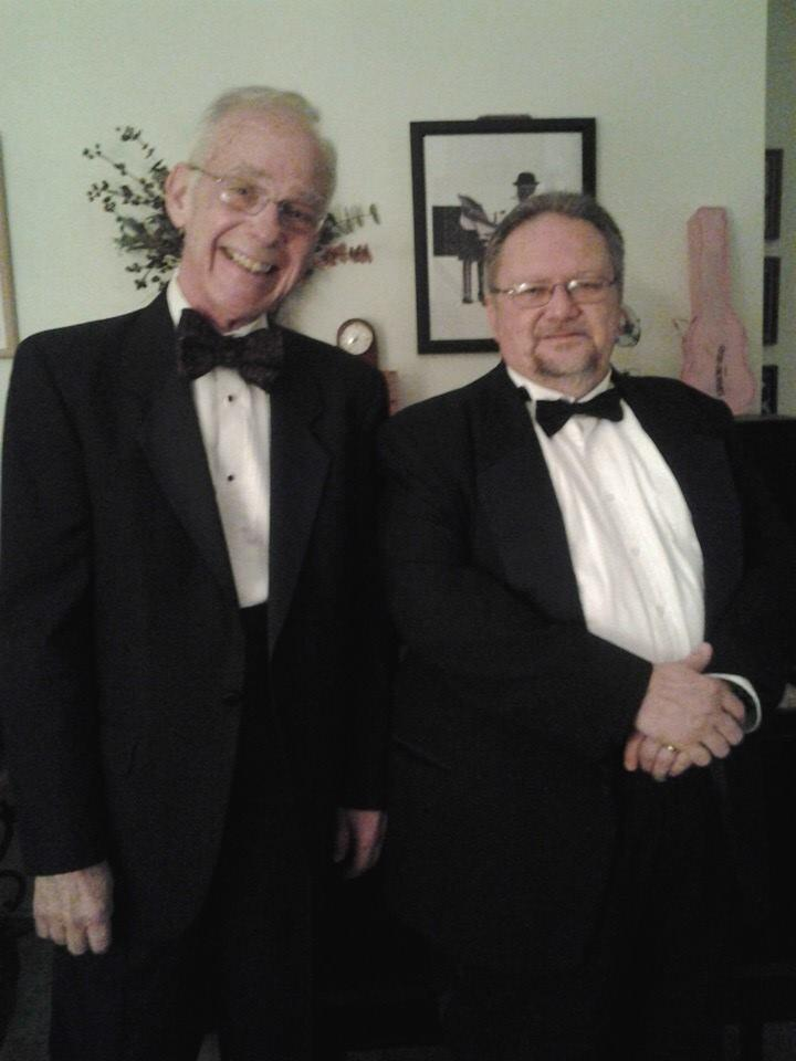 John and Allan Vache