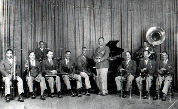 Louis Armstrong and his Orchestra 1929