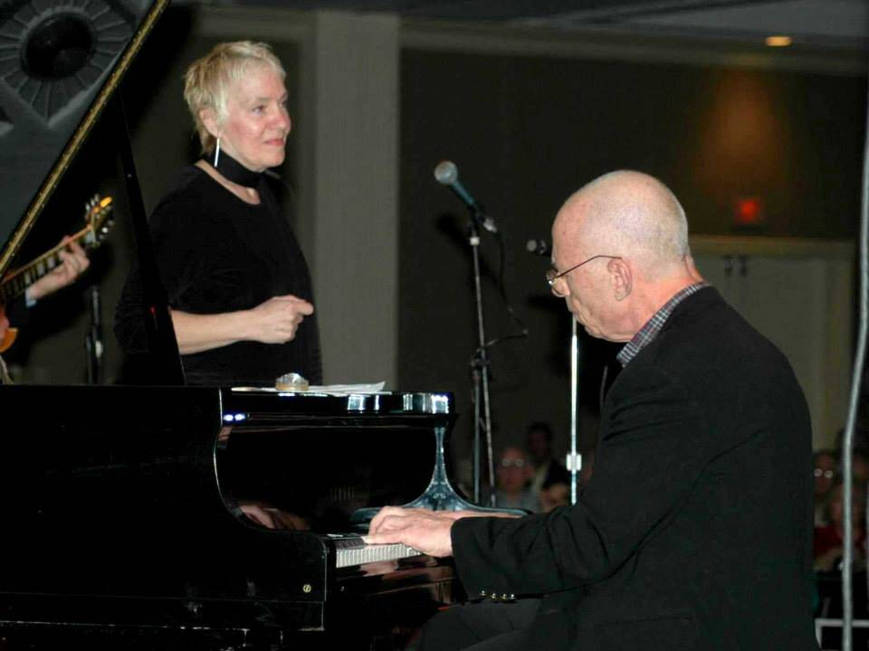 Rebecca Kilgore and John Sheridan
