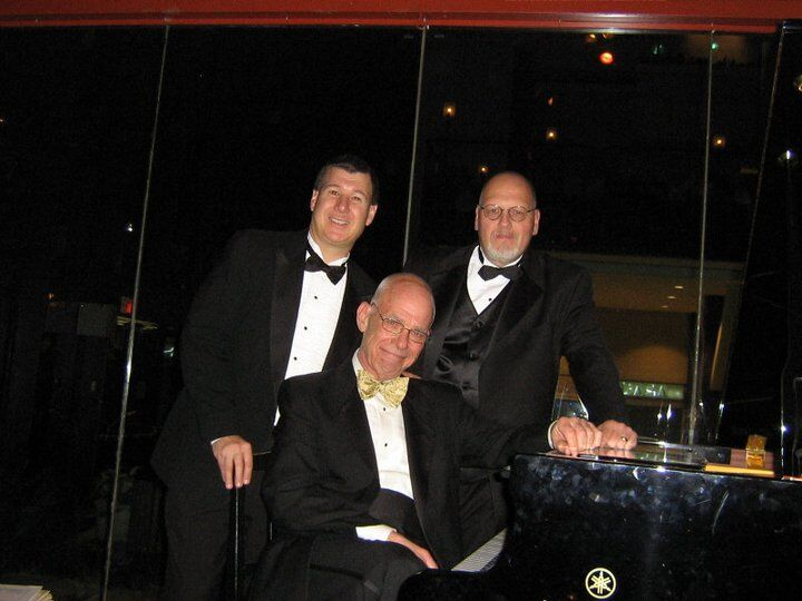 Steve Pikal, John and Hal