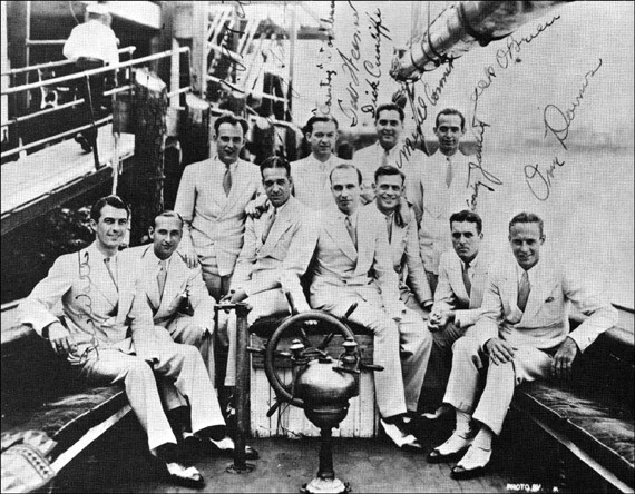 Ted Weems and his Orchestra 1929