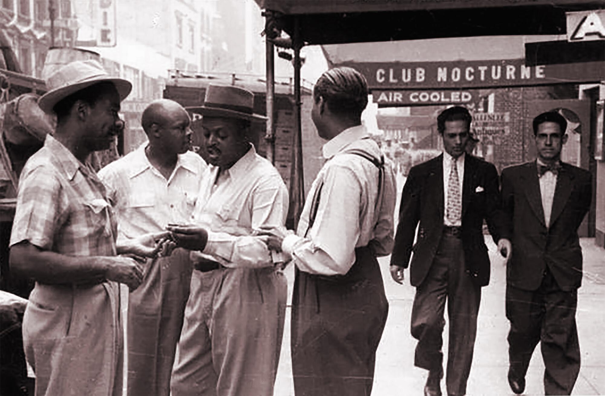 Buck Clayton's Jazz World, Part One