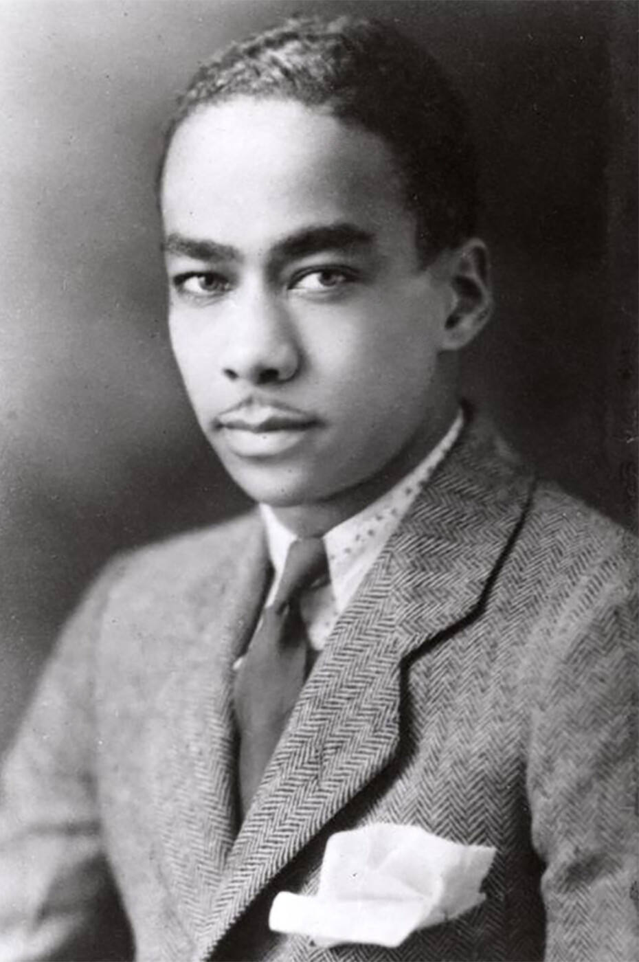 Clayton at graduation from high school, c. 1930. All photos credited to University of Missouri – Kansas City, La Budde Special Collections.