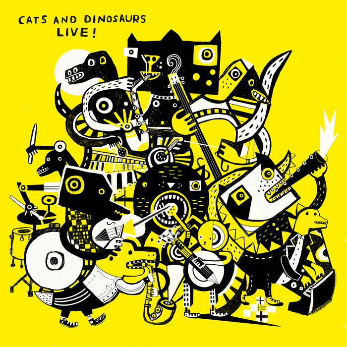 Cats and Dinosaurs Live
