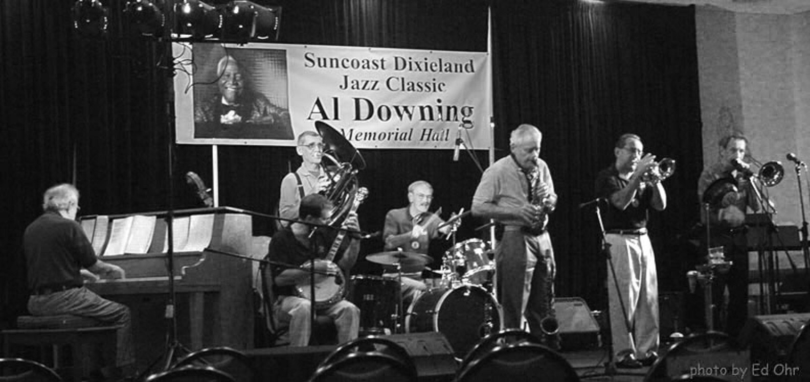 History of the Galvanized Jazz Band, Pt. 3: After the Millpond