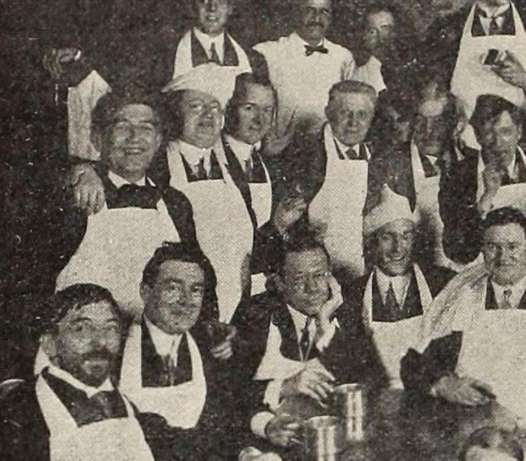 Hager beefsteak(1911) detail