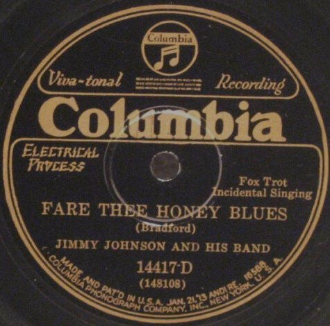 Jimmy Johnson and his Band