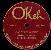 James Price Johnson (1891-1955)