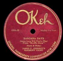 James P. Johnson's Harmony Eight