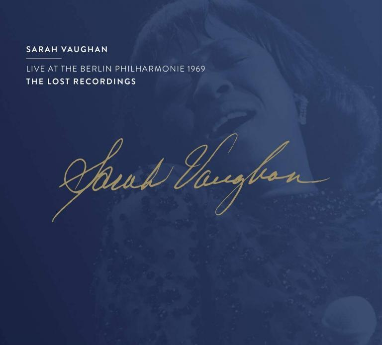 Sarah Vaughan • Live At The Berlin Philharmonie 1969