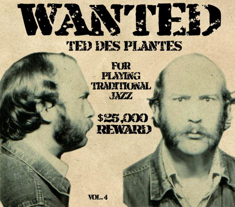 Ted des Plantes Wanted