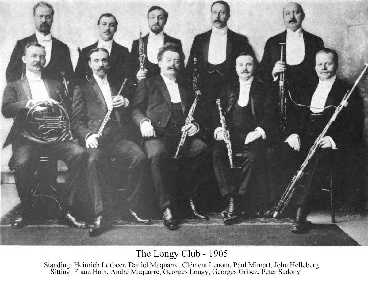 The Longy Club 1905