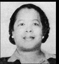 """Bertha """"Chippie"""" Hill (1905-1950)"""