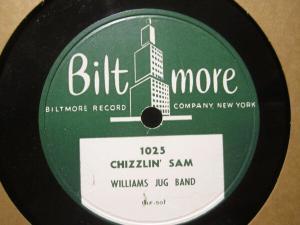 Clarence Williams' Jug Band
