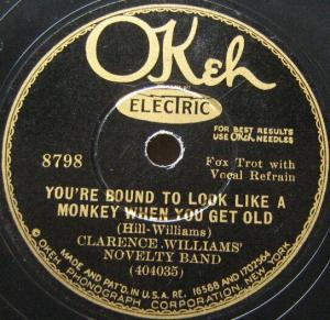Clarence Williams' Novelty Band